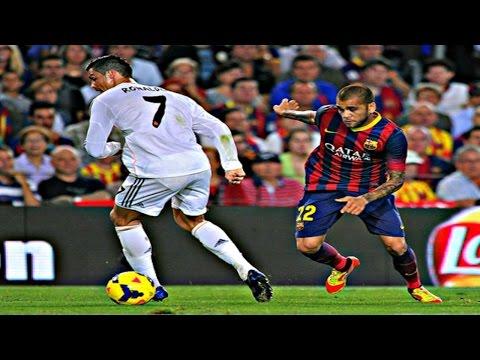 Daniel Alves ● Best skills, Goals and Assists ● FC Barcelona ● HD