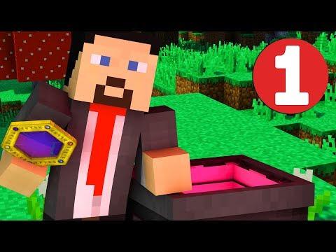 Лучшая сборка Minecraft в которую я играл! - Майнкрафт с модами #1 (Biomes O Plenty | Ender IO)