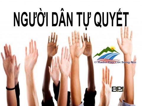 Vietnam Democracy Radio - Episode 28/9/2017