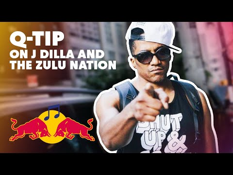 Q-Tip on Tribe cuts, J Dilla, and the Zulu Nation | Red Bull Music Academy