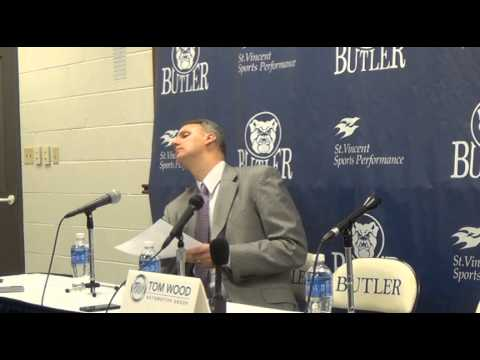 North Dakota Post Game Press Conference