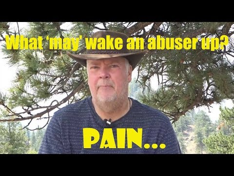Emotional Abuse: How Does an Abuser Wake Up? :: abusive relationships, abuser