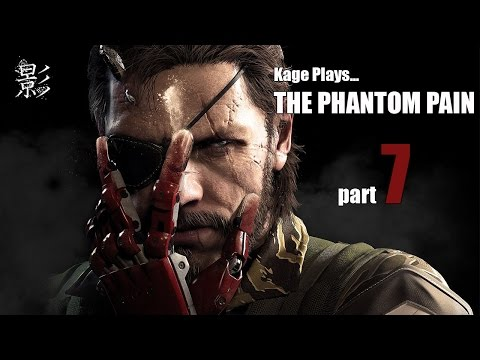 Quiet Recruited! The Phantom Pain - Kage Playthrough -07