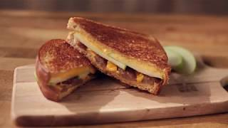 Recipe: Vermont Style Grilled Cheese