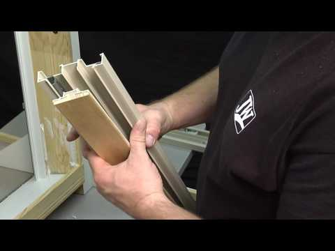 How To Replace the Jambliner on a Siteline Wood Clad Double Hung Window