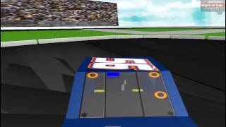 "CPT and JC Roblox Nascar Part 2 ""forfit"""