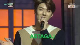 Lirik lagu EXO-unfair sub indonesia