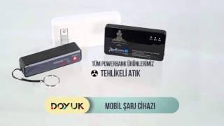 Mobil Şarj Cihazı (Powerbank)