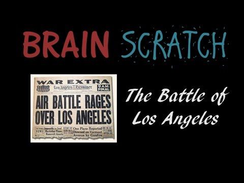 BrainScratch: The Battle of Los Angeles