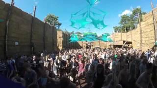 CrazyAstronaut vs OxiDakSi - Live @ Psy Fi Festival 2015