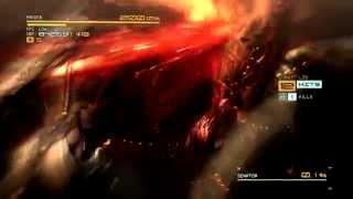 Metal Gear Rising - All Bosses - Hard Difficulty [ No Damage ] PC MAX SETTINGS 1080p HD