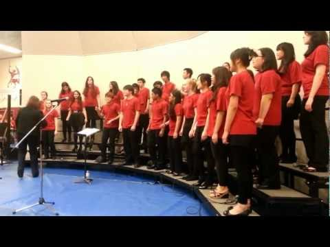 Glory, Glory, Hallelujah - Centennial Secondary Senior Concert Choir