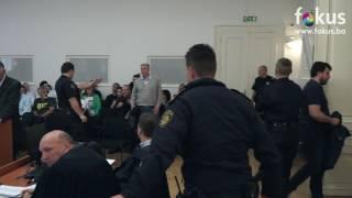 Izbacivanje Dijela Publike Na Suđenju U Slučaju Dženan Memić
