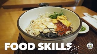 How Soba Noodles Are Made | Food Skills