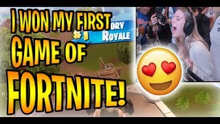 Alissa Violet CARRIED Tfue To A Solo WIN In Fortnite!