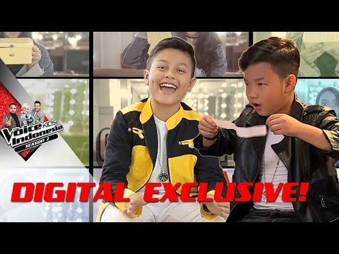 GILBERT & ANDREW   COMMENT BOX #1   The Voice Kids Indonesia S2 GTV 2017