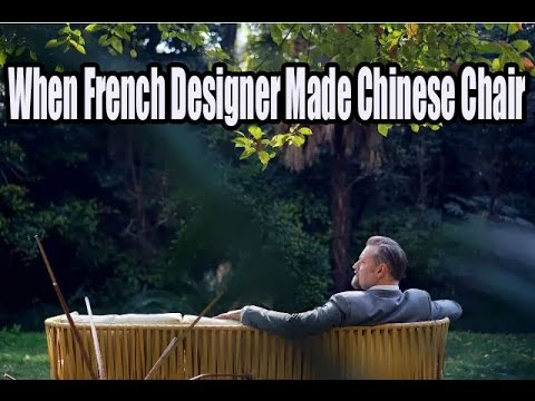 When French Designer Made Chinese Chair- French | More China