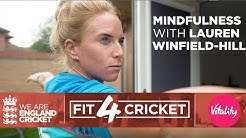 Unwind Your Mind Mindfulness Yoga Watch-a-long with Lauren Winfield-Hill Vitality Fit4Cricket