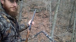 2015 PA Flintlock Muzzleloader Season, First Hunt