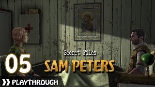 Secret Files: Sam Peters ~ Pt.5