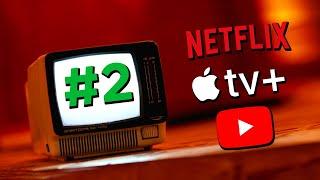 Edwin睇乜嘢 Ep.2   茶餘飯後   Netflix Apple TV+ YouTube 戲院 有咩好嘢