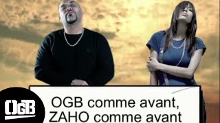 OGB - Comme Hier feat. ZAHO [Official Lyrics Video]