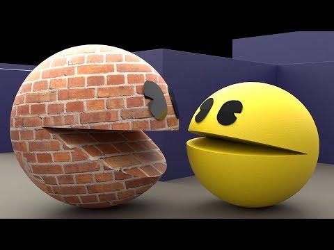 Brick Pacman Vs Pac [THE BRICK]