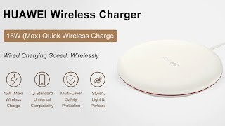 HUAWEI CP60 QI Max Wireless Charger