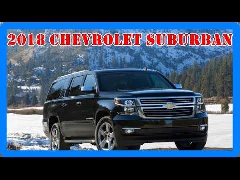 2018 chevy suburban deals