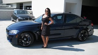 "Video NEW BMW M3 Tanzanite Blue Metallic / Exhaust Sound / 19"" Black M Wheels / Review download MP3, 3GP, MP4, WEBM, AVI, FLV Agustus 2018"