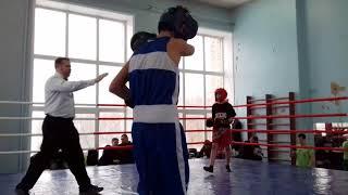 Смотреть Лига Бокса 9 турнир Рожков Антон г.Иваново онлайн