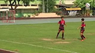 Thailand Youth League Highlight:โปลิศ เทโร เอฟซี 3-1 มหาวิทยาลัยนอร์ทกรุงเทพ