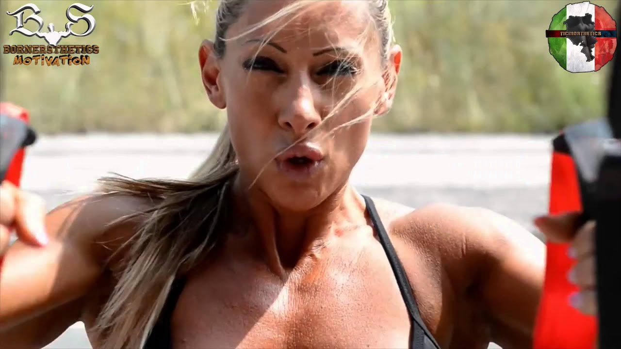 Female Fitness Bodybuilding Motivation By Musclefactory Female