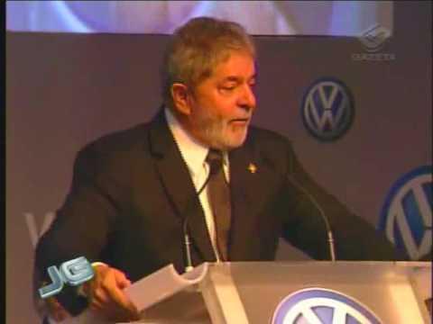 Presidente Lula defende cortes na educação - 01/06/2010