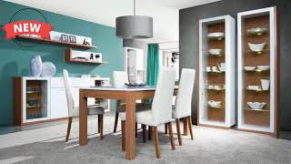 Home Decoration Styles for Modern Homes Dining tables designs   luxurious modern living room furnitu