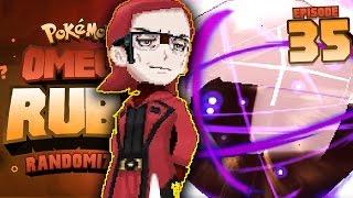 MAXIES MEGA EVOLUTION? - Pokémon Omega Ruby & Alpha Sapphire RANDOMIZER Nuzlocke Episode 35!
