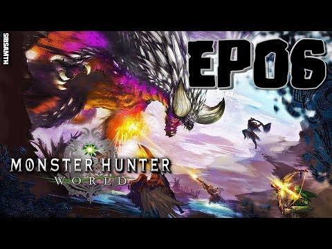 『 PS4 』ได้เวลาล้างแค้น Nergigante Monster Hunter World Daily EP06