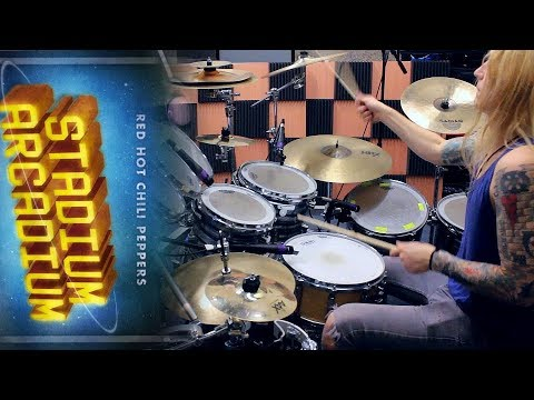 Kyle Brian - Red Hot Chili Peppers - Dani California (Drum Cover)