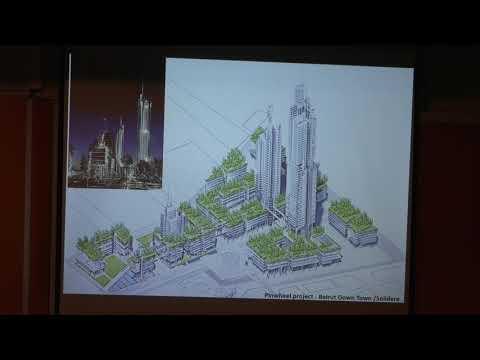 City Debates 2018 - Keynote Antoine Chaaya - Architecture as Catalyst of Public Realm