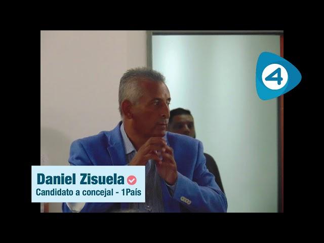 """Daniel Zisuela en la Universidad Jauretche: """"Tengo diferencias con Cristina, pero soy un admirador de Néstor Kirchner"""""""