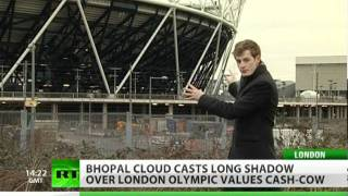 Chemical Cash-Cow: London Olympic sponsor
