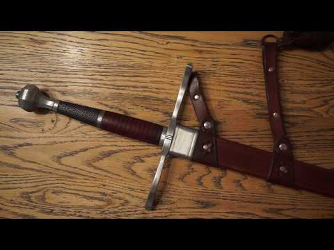 Tabletop First Impressions: Lutel 15021 Customised Longsword