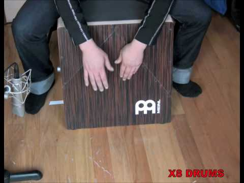 Meinl Trejon Cajon - Introduction and Playing Tech...