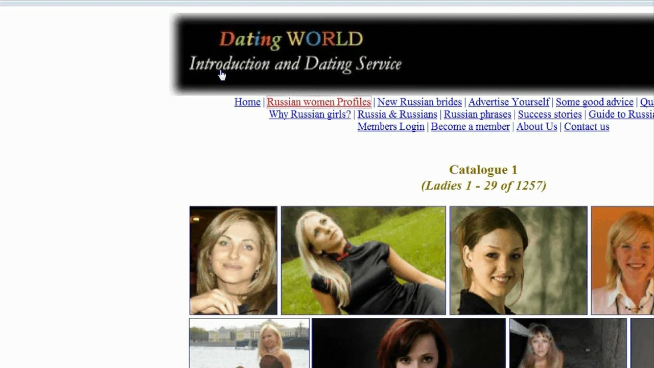 create your own free dating website