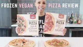 FROZEN VEGAN PIZZA REVIEW: BLACKBIRD FOODS