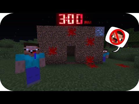 NOOB JUEGA A LAS 3:00 AM MIRA LO QUE PASO! MINECRAFT TROLL + ROLEPLAY - Видео из Майнкрафт (Minecraft)