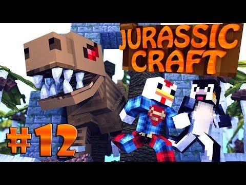 "Minecraft | Jurassic Craft - Dinosaurs Ep 12 ""EVIL RAPTOR DINOSAURS"""