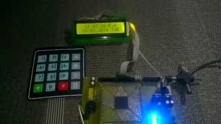 atmega128a rtc with just a 32 768khz clock crystal and timer 0