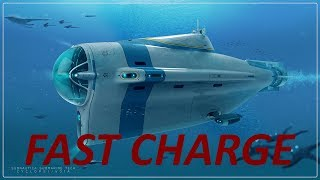 How to charge cyclops fast | Subnautica (read desc.)