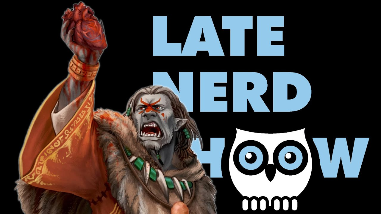 Late Nerd Show 71: DSA Schicksalspfade Orks, Saga 3, Tsa-Vademecum